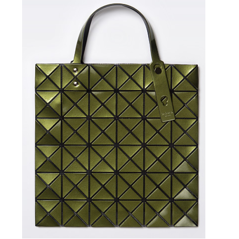 Sold out ISSEY MIYAKE BAOAO lucent 3 khaki