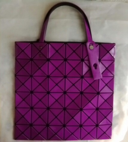 sold out ISSEY MIYAKE BAOAO lucent purple